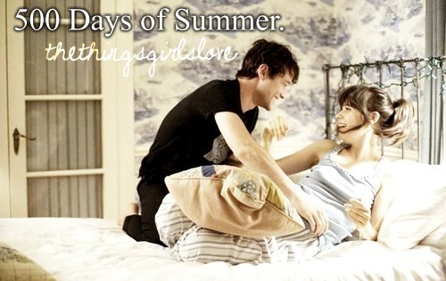 500, 500 days of summer, days, heart, movie, summer, the things girls love, things