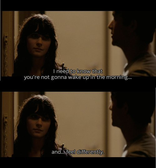 500 days of summer, film, joseph gordon-levitt, movie, quote