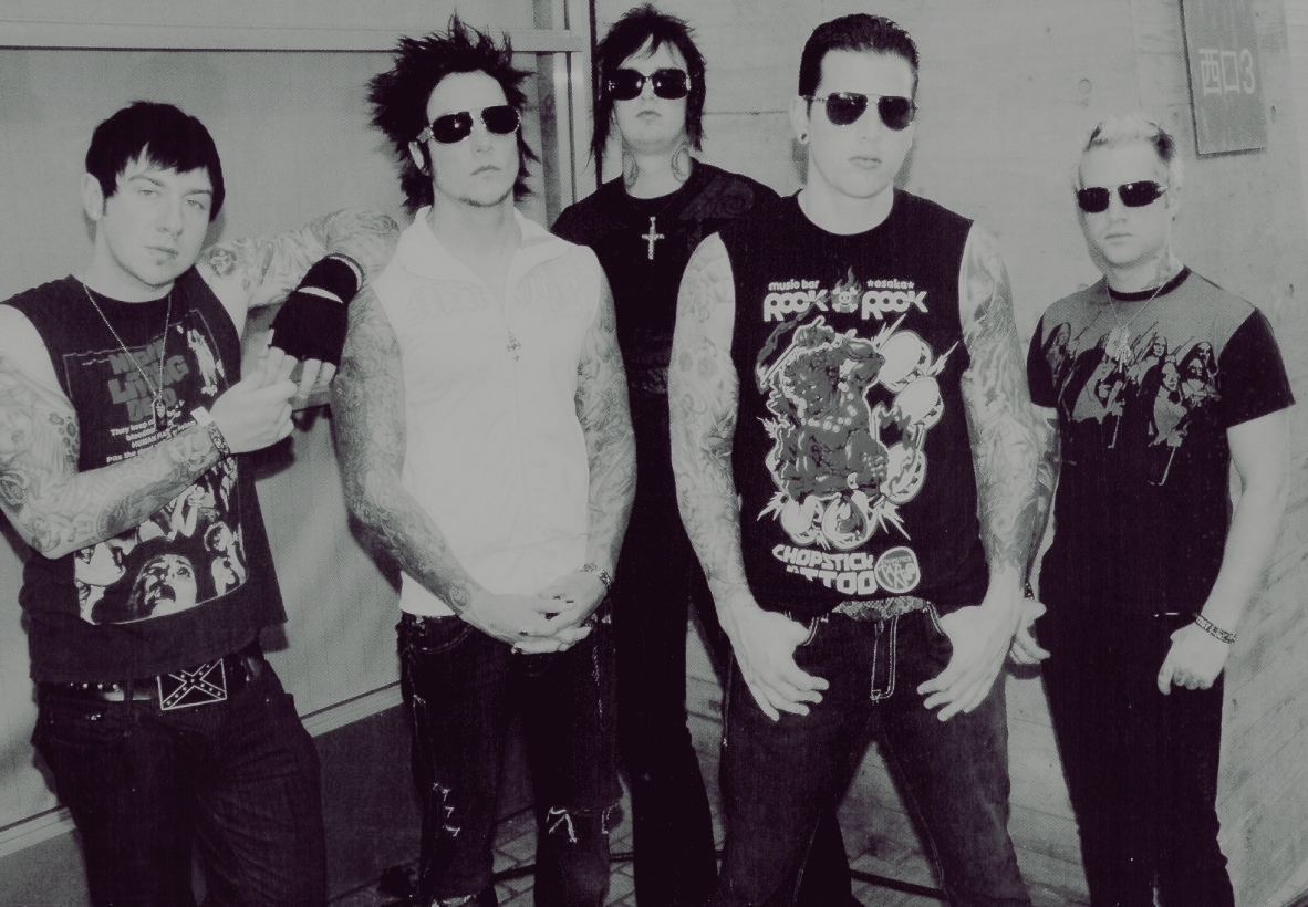 a7x, avenged sevenfold, black and white, jimmy sullivan, johnny christ