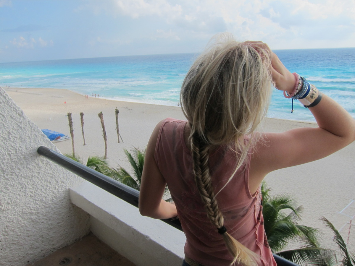 accesories, beach, beautiful, blonde, braid