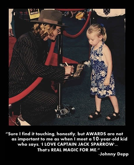 actor, amazing, captain, child, depp