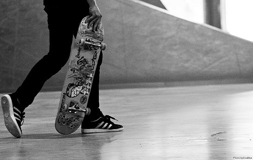 adidas, black and white, shoes, sk8, skate