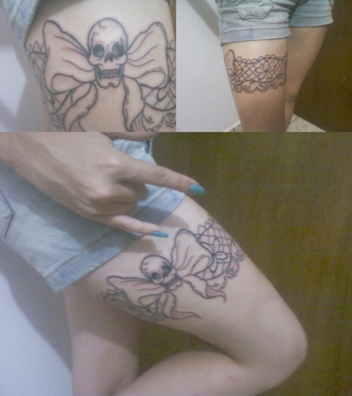 adorable, alternative, andthelicks, awn, cool, cute, flower, flowers, girl, hand, laco, skins, skull, tatoo, tattoo, tatuagem, woman