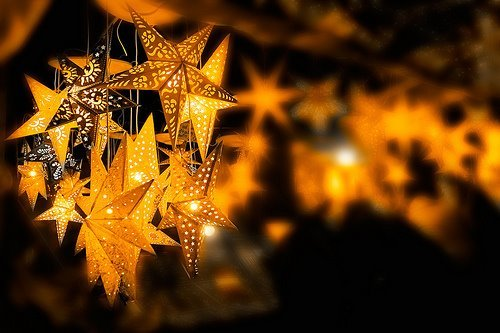 adorable, amazing, awesome, beautiful, black, christmas, cute, dark, holidays, lamp, light, new year, perfect, photography, pretty, shine, sparkle, star, stars