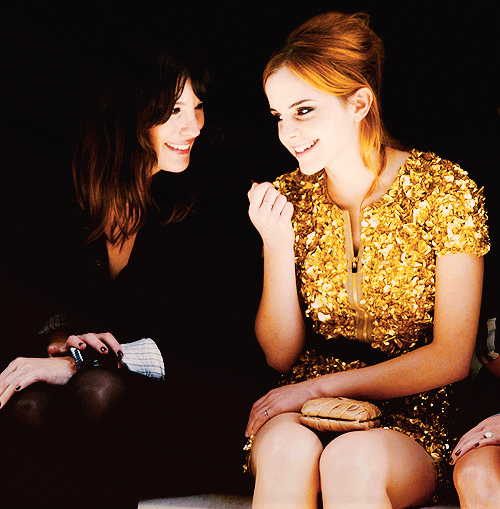 alexa chung, beautiful, dress, emma watson, fashion, fashion show, friend, glamour, gold, jadore, model, models, style