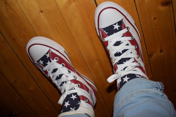 all star, american flag, converse, shoes, usa