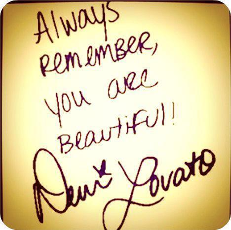 always, beautiful, demi lovato, remember