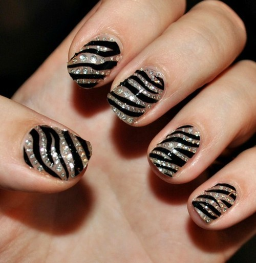 amazing, animal print, art, black, bling