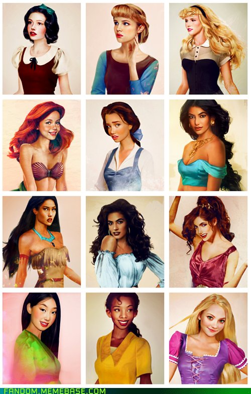 amazing, ariel, aurora, belle, cute