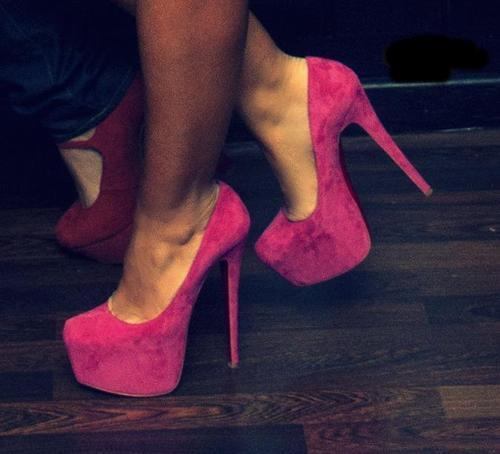 amazing, beautiful, beautifull, christian, cool, fashion, girl, heels, high heels, louboutin, pink, platform shoes, shoes, sweet