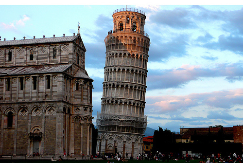 amazing, building, europe, italy, pisa