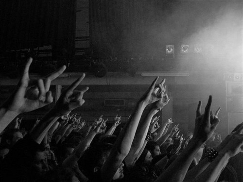 amazing, concert, hands, people, rock