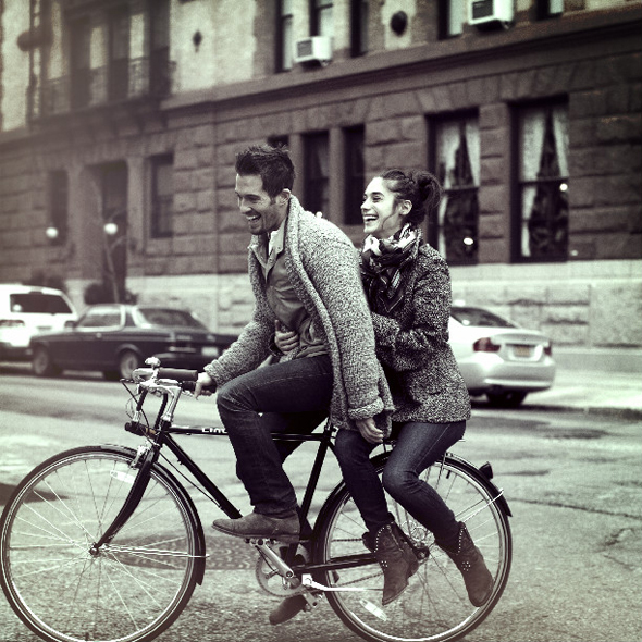 amor, bicycle, bike, bike ride, boots, boy, city, couple, cute, diamonds, fun, girl, instagram, japan, love, man, new york, nyc, one love, perfect, photograph, photographer, the love, the sartorialist, tiffany, tru love fun, true love, vintage, woman