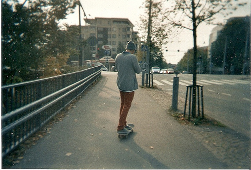 analog, boy, city, fashion, skateboard