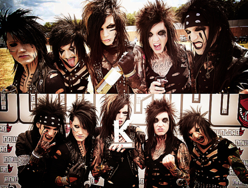 andy biersack, andy sixx, ashley purdy, black veil brides, black veil brides concert