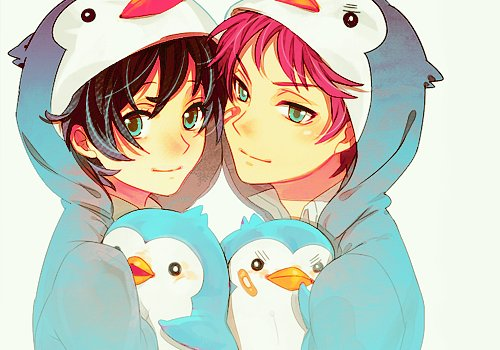 anime, kanba, mawaru penguindrum, shouma