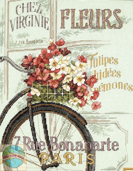 art, arte, bar, bicicleta, bike, cafe, cool, flores, flowers, french, letter, lucy, paris, pink, poster, red, roda, text, vintage, white, words