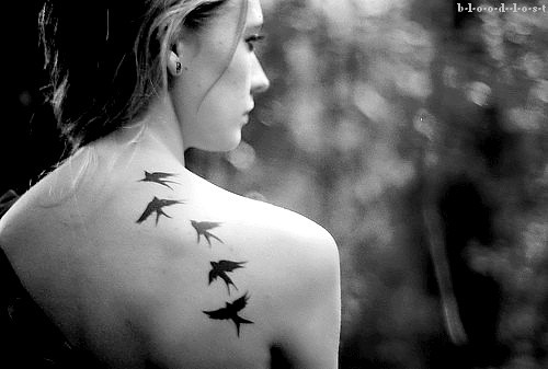 art, beautiful, birds, black, black and white, blonde, blue, boy, couple, cute, dress, fashion, girl, girls, hair, hot, love, model, photo, photography, pink, pretty, sexy, style, tattoo, tattoos, text, vintage, white, woman