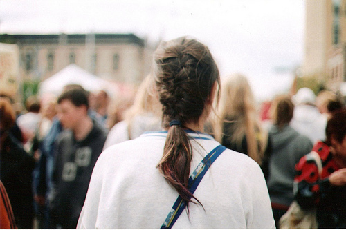 art, beautiful, brown, cool, fectival, girl, hair, hipster, indie, people, photo, photography