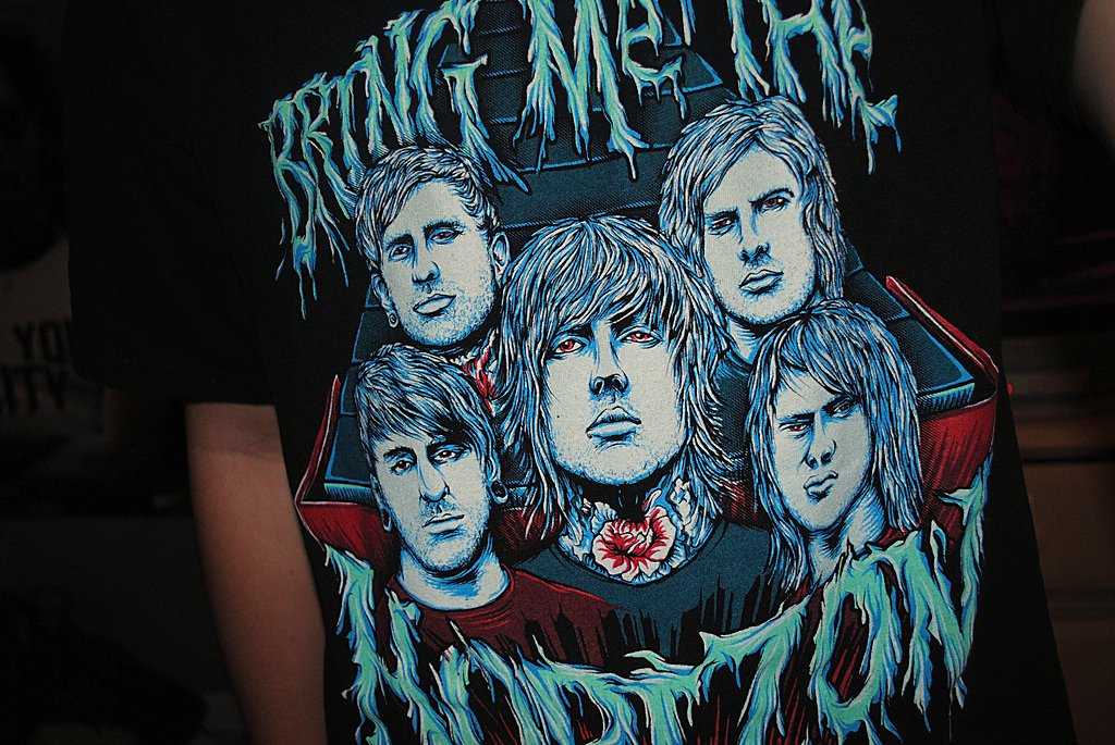 art, bmth, bring me the horizon, cute, photo