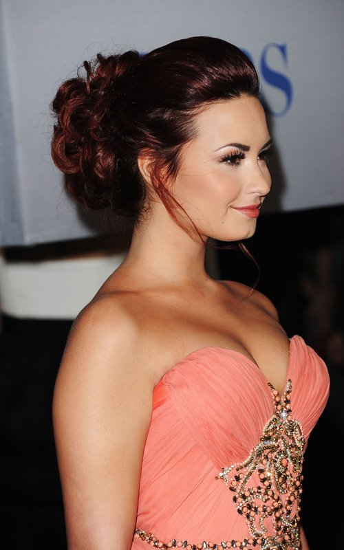 art, creative, demi, demi lovato, dress