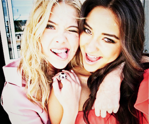 ashley benson, beautiful, cute, emily fields, hanna marin