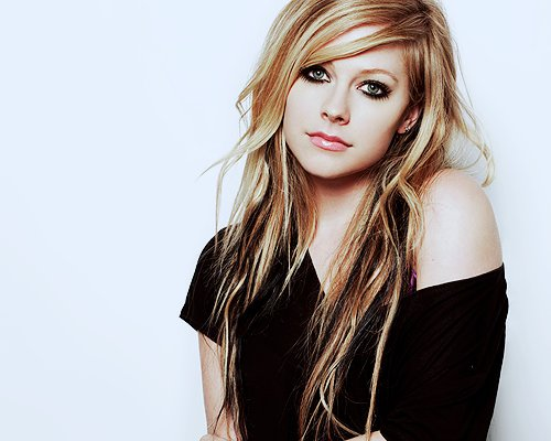 avril lavigne, blonde, cute, diva, girl