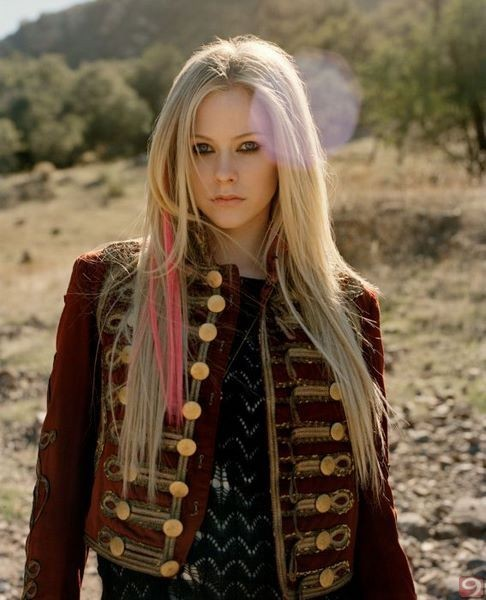 avril lavigne, girl, gorgeous, love, punk