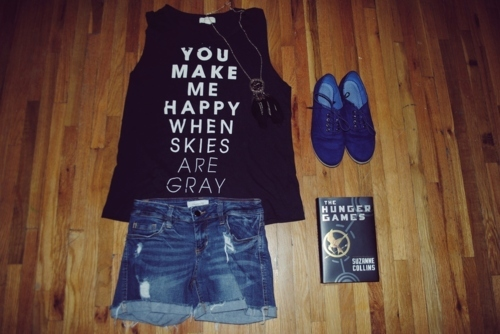 awesome, cloudy, cool, feel, gray, grey, happy, make me feel, music, quote, shirt, shoes, sky, song