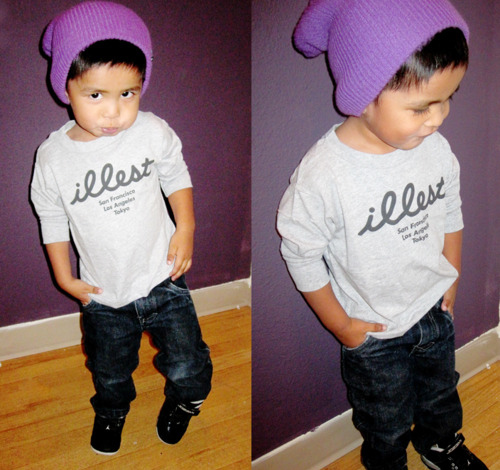 baby, boy, cute, illest, little, little man, swag