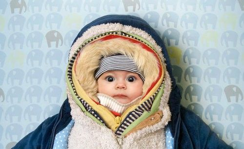 baby, cold, cozy, cute, winter