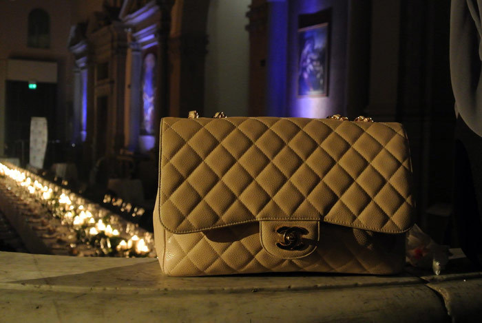 bag, beautiful, chanel, chiara ferragni, church