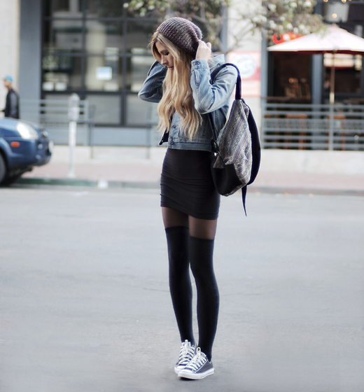 bag, beautiful, clothes, converse, fashion, girl, jacket, lookbook estilo, model, photo, photography, pretty, shoes, style, stylr