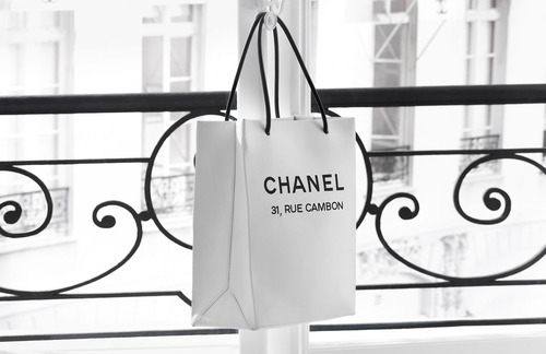 bag, brand, chanel, chic, fashion, glamour, style, vogue, white