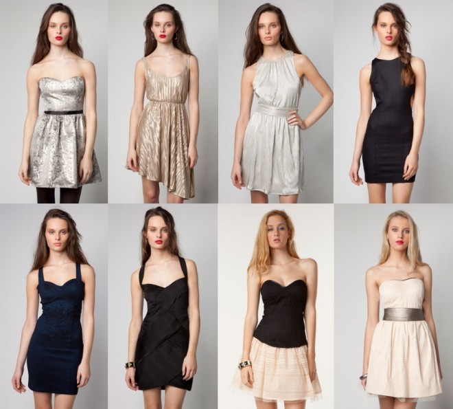 ball, bershka, clothes, dress, dresses
