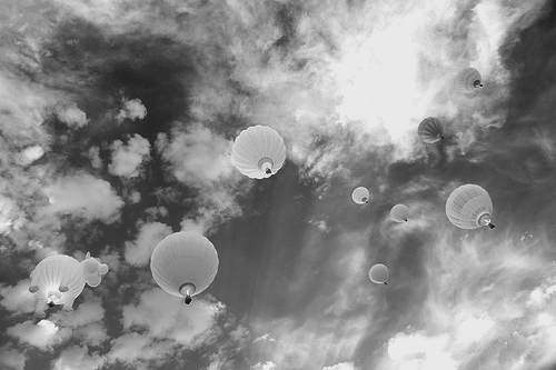 b&w, black & white, black and white, cloud, clouds