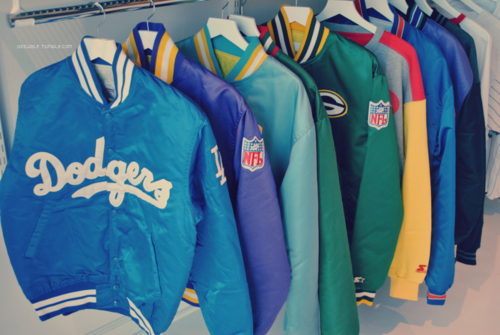 baseballjackets, dodgers, dope, fashion, swag