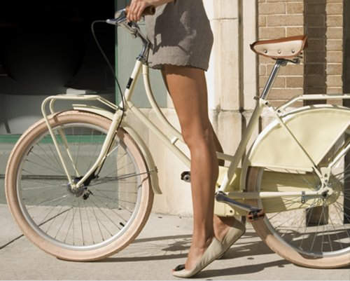 beach, bicycle, fashion, style, summer, vintage, weekend