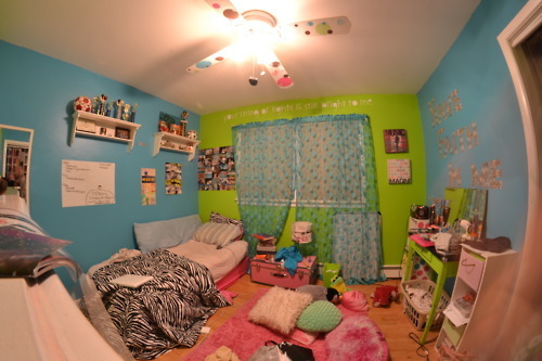 beautiful, bed, bedroom, blue, confort, cute, desorder, green, photo, photograph, photography, room