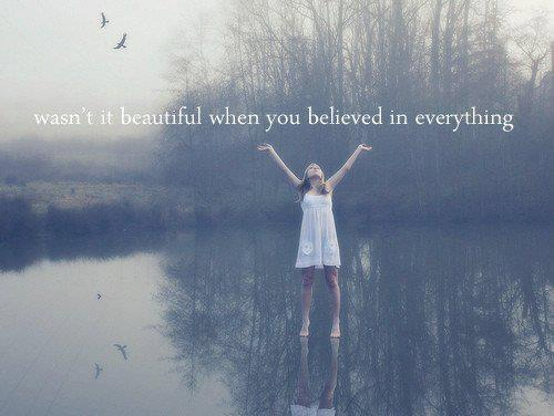 beautiful, believe, birds, everything, girl