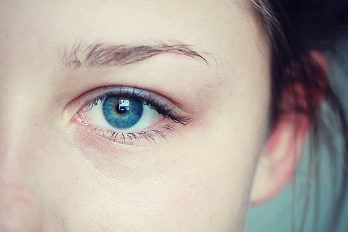 beautiful, blue eye, cute, eye, fashion