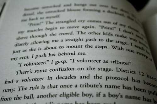 beautiful, book, katniss, photography, textt