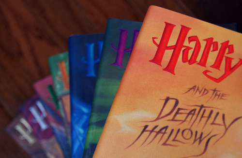 beautiful, books, cool, harry potter, saga