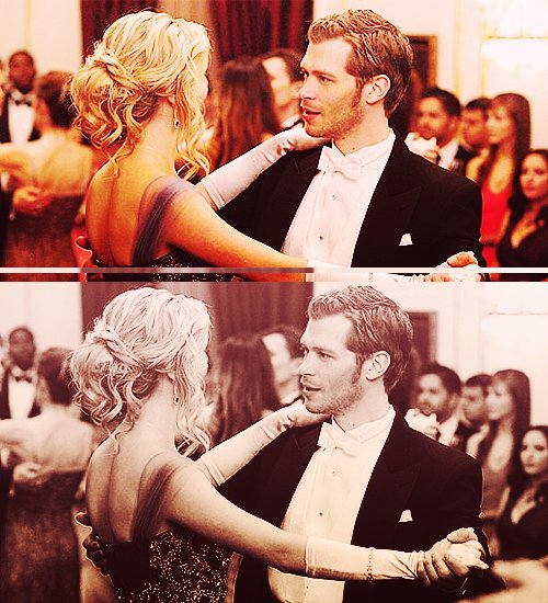 beautiful, candice accola, caroline forbes, couple, joseph morgan, klaroline, klaus, niklaus, tvd, vampire diaries
