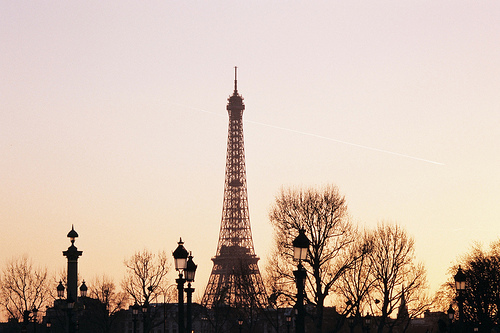 beautiful, city, eiffel, eiffel tower, france, landscape, paris, sky, street, torre eiffel, tour eiffel, vintage