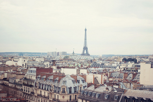beautiful, city, paris, place, sky