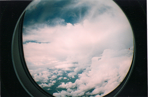 beautiful, clouds, cute, photography, plane
