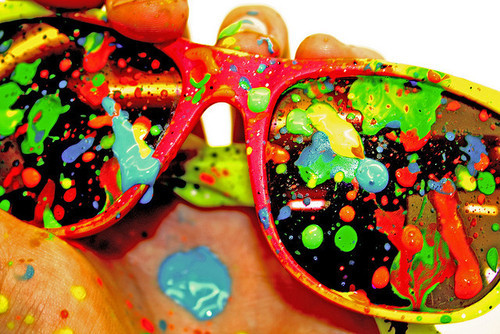 beautiful, colors, cool, cute, fun, photo, photography, sunglasses