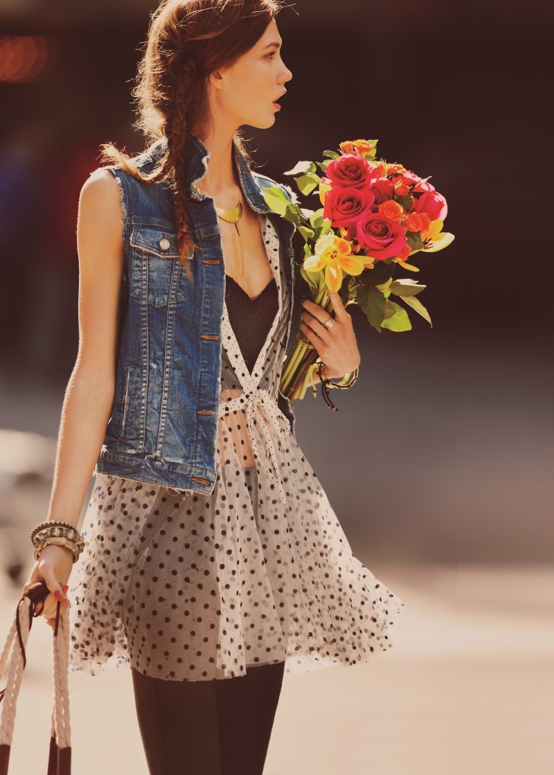 beautiful, cute, dress, fashion, flowers
