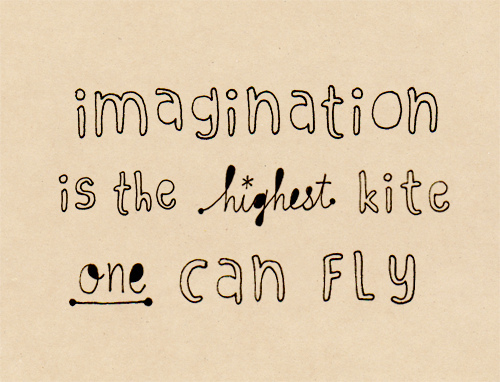 beautiful, cute, fashion, fly, girl, imagination, inspire, kite, love, photography, quote, quotes, text, words